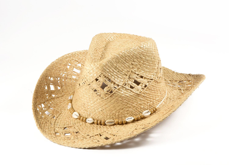 neueste auswahl Schlussverkauf Wählen Sie für offizielle Miuno® Herren Cowboy Hut Party Stroh Hut H51019 Raffia
