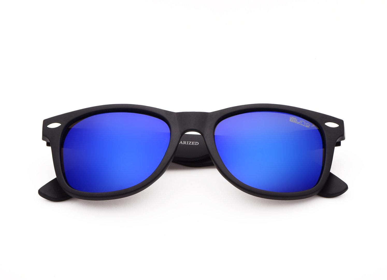 miuno sonnenbrille polarisiert verspiegelt unisex