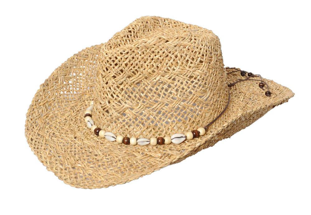 Sonderteil Talsohle Preis Luxus Miuno® Herren Cowboy Hut Strohhut H51004
