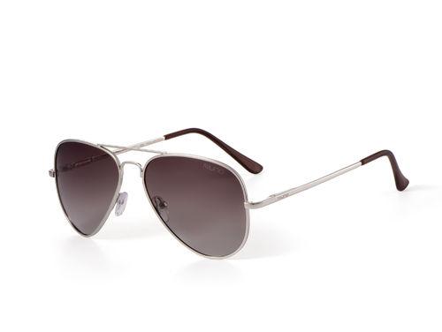 Miuno Sonnenbrille Polarisiert Polarized Herren Damen Geschenkbox & Brillentuch Aviator Federscharnier 3025 Schwarz (Silberverspiegelt) dAnyq9VIAq